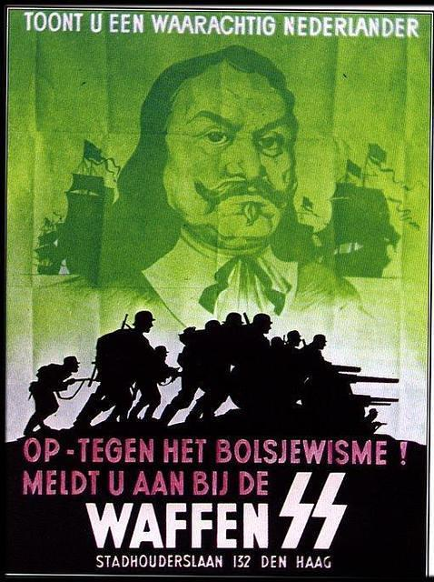 3054295512 8e15c0e150 Dutch SS recruiting poster O