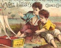3987052226 b0ccd44562 Boys with toy sailboat McNeill Libby Beef Company O