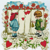 4335095974 6c943a8733 Valentines from the 1920 s x