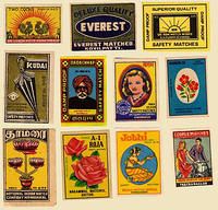 Vintage matchboxes (2)