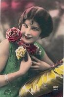 Vintage Ladies Cabinet Cards (103)