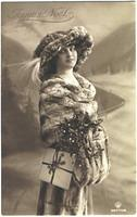 Vintage Ladies Cabinet Cards (139)