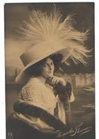 Vintage Ladies Cabinet Cards (149)