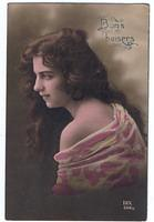 Vintage Ladies Cabinet Cards (158)