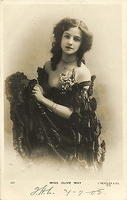 Vintage Ladies Cabinet Cards (173)
