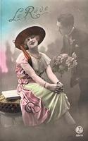 Vintage Ladies Cabinet Cards (180)