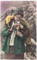 Vintage Ladies Cabinet Cards (204)