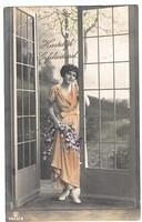 Vintage Ladies Cabinet Cards (209)