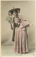 Vintage Ladies Cabinet Cards (221)