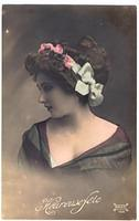 Vintage Ladies Cabinet Cards (241)