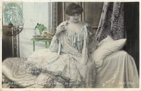 Vintage Ladies Cabinet Cards (271)