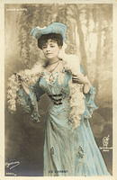Vintage Ladies Cabinet Cards (277)