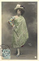 Vintage Ladies Cabinet Cards (298)