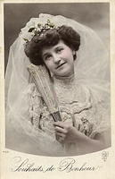 Vintage Ladies Cabinet Cards (31)