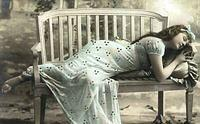 Vintage Ladies Cabinet Cards (83)