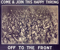 2876036206 f9ffd261db Come and Join This Happy Throng circa 1915 O