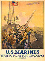 4103141807 d680d1f5c7 WW1- Marines- first to fight O