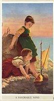 3024710005 9f7fdee462 Colored postcard A Favorable Wind O