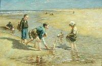 3043927673 781b6014ce 1900 Dutch oil painting O