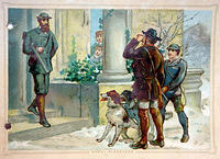 4284865727 77c0ecea06 1880s Victorian Trade Card Rural Pleasures L