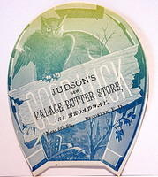 4285605874 b655e66cd8 1880s Victorian Easter Card Palace Butter Store O